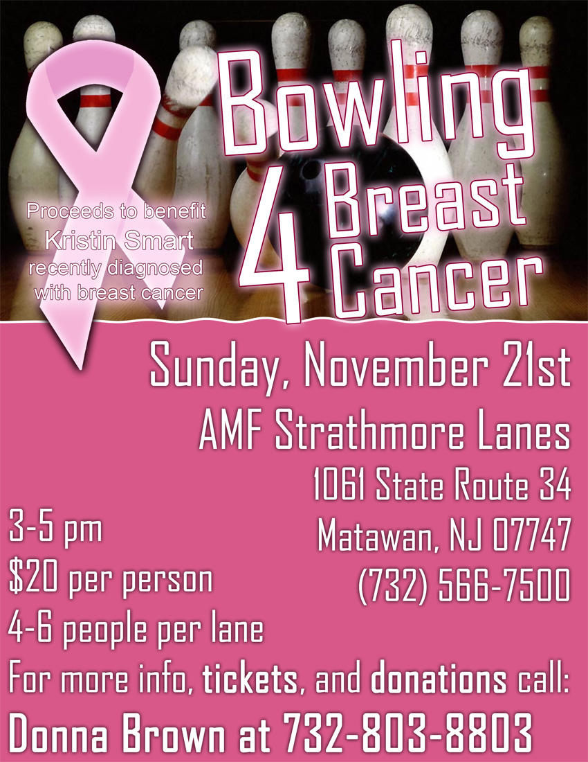 Bowling 4 Breast Cancer
