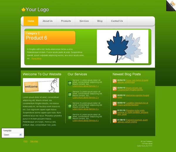 JBrown Websites Custom Content Management System Demo ...