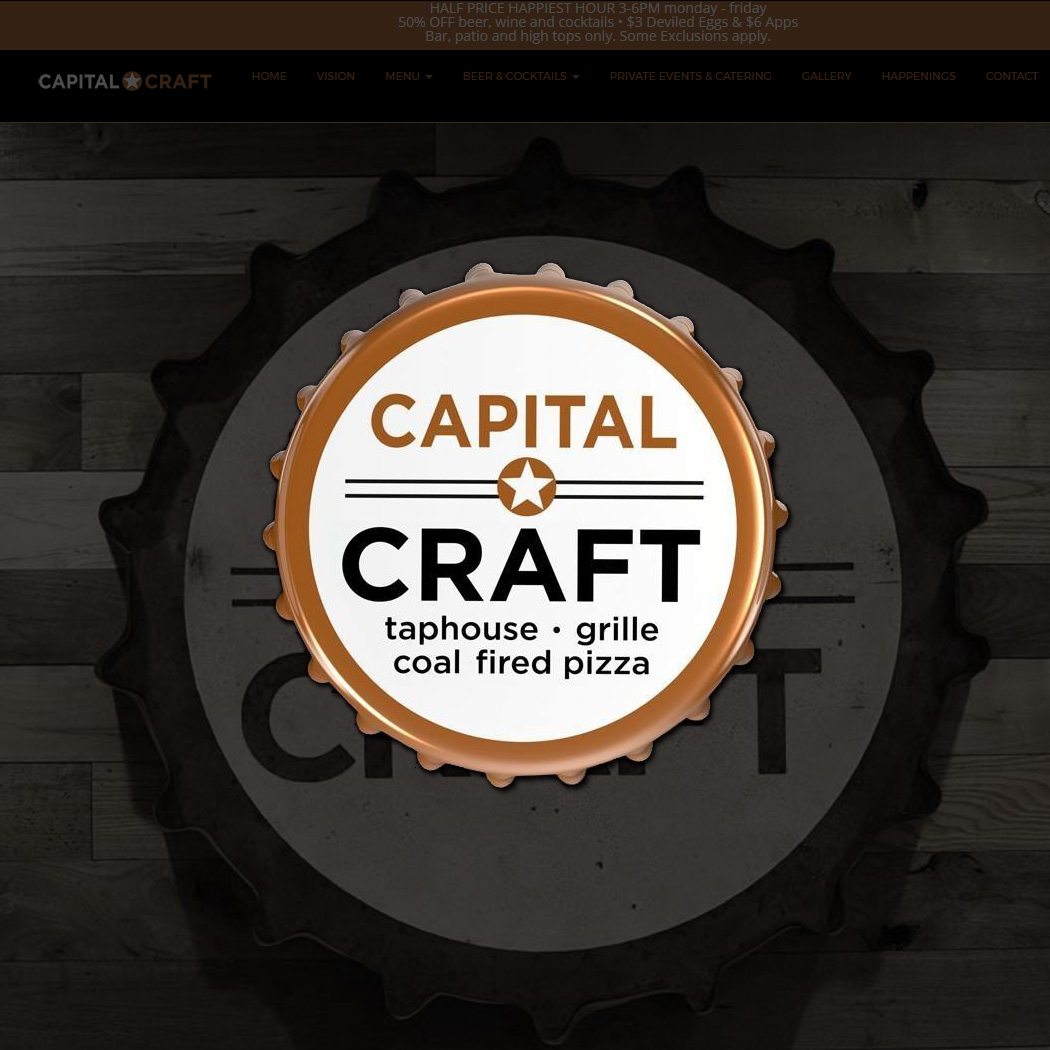 Capital Craft Wordpress Website Maintenance