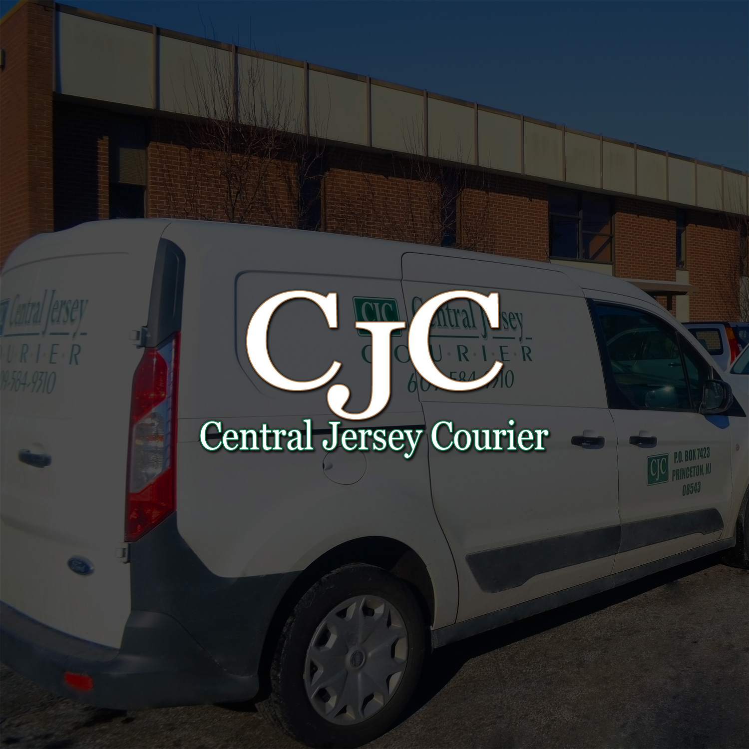 Central Jersey Courier Wordpress Website