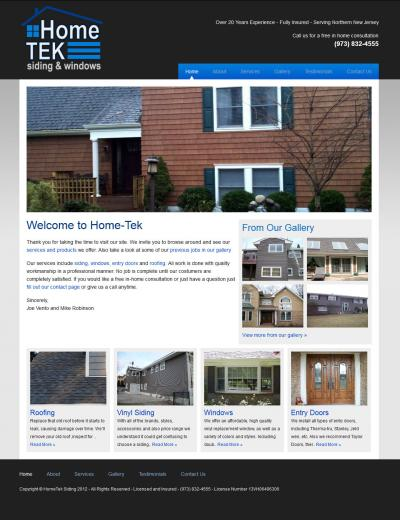 Home Tek Siding & Windows