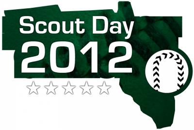 Prospect Select Baseball Scout Day Shirt Logo